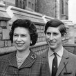 Then: Prince Charles