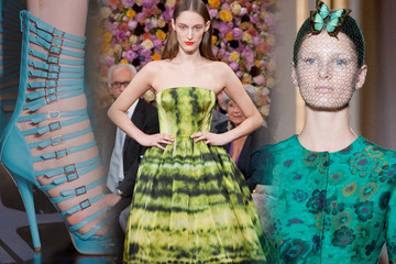 The Most Beautiful Fall 2012 Haute Couture Looks So Far