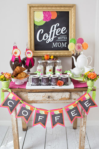"""Coffee with Mom"" Brunch"