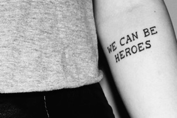 Lyric Tattoos For Every Music Lover