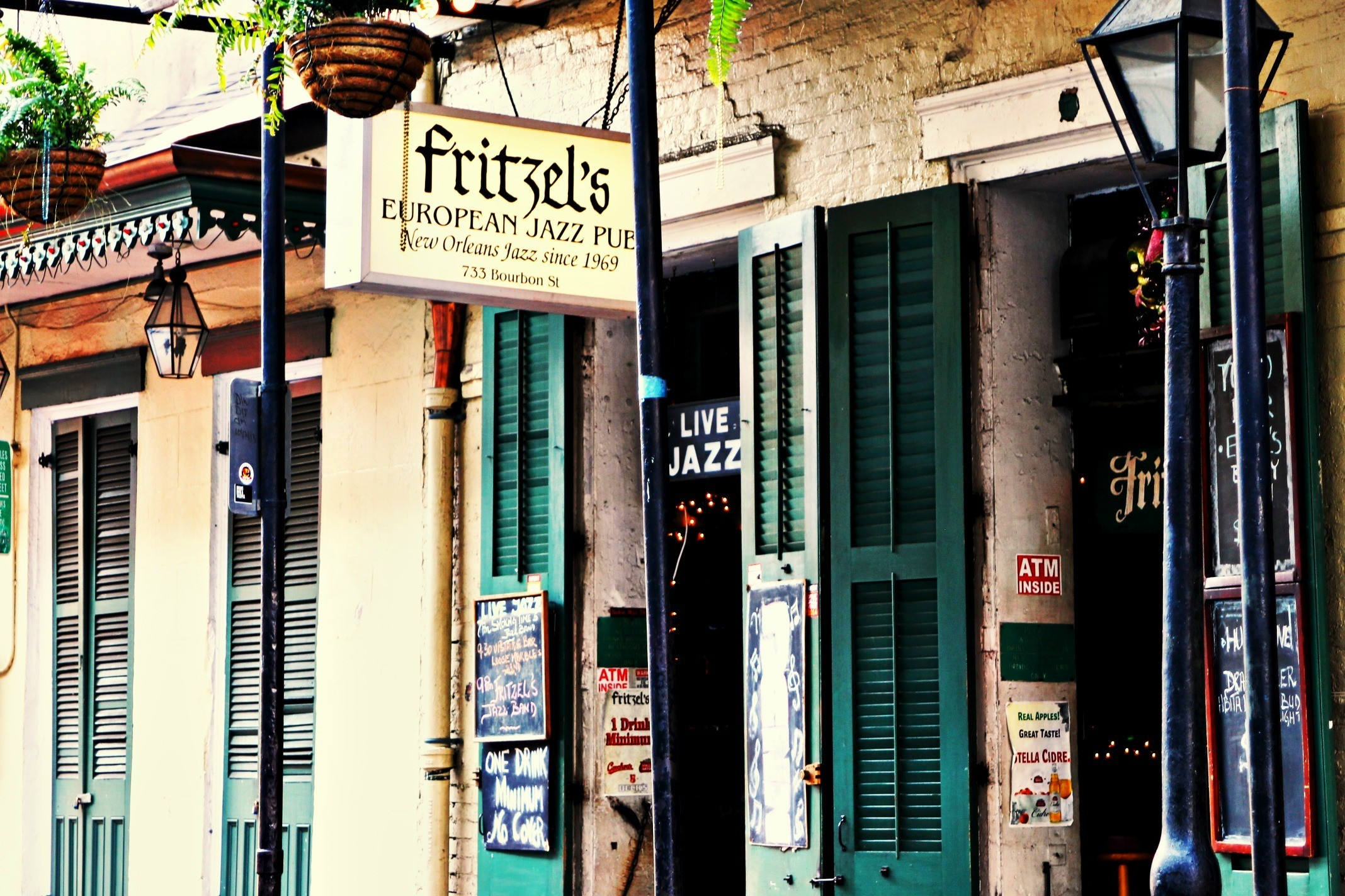 Welcome to New Orleans: 10 of the Best  Spots in the Big Easy