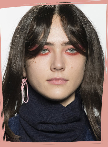 The Most Dazzling Hair and Beauty Details From NYFW Fall 2018