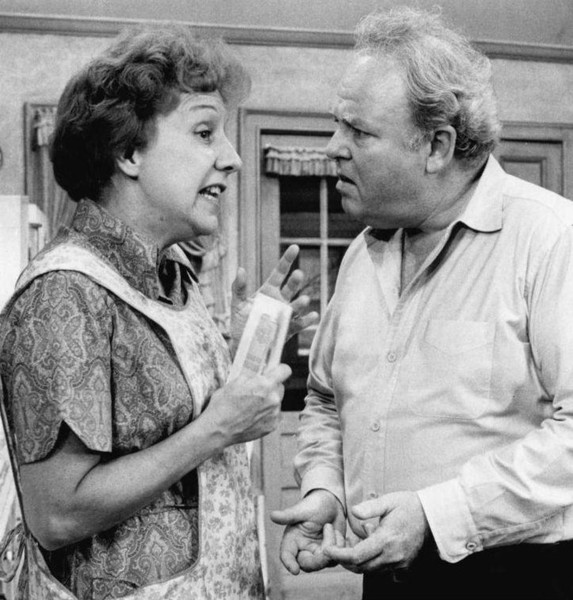 Archie And Edith — 'All in the Family'