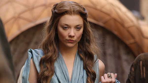Margaery Tyrell's 'S' Waves