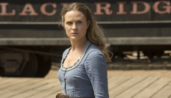 When An Important Scene On 'Westworld' Made Her Cry (Cont'd)