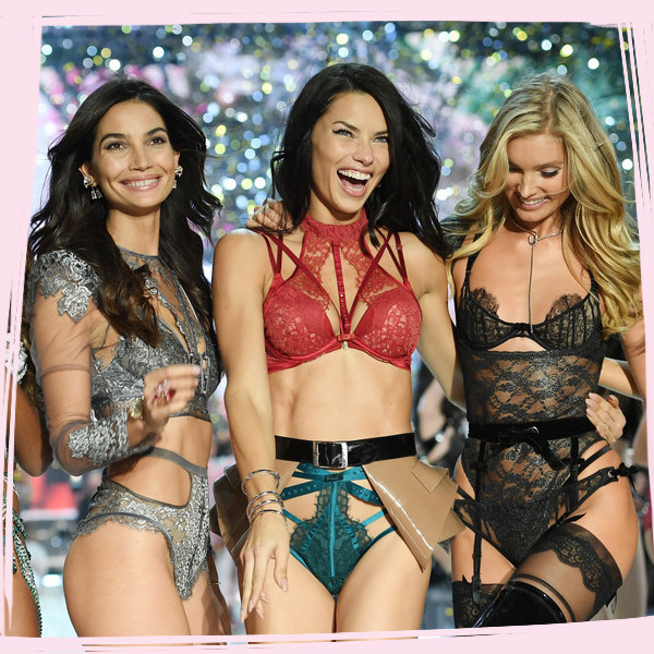 Kendall Jenner Isn't Walking VSFS This Year, But These Models Are