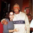 Rosario Dawson and Jay Z