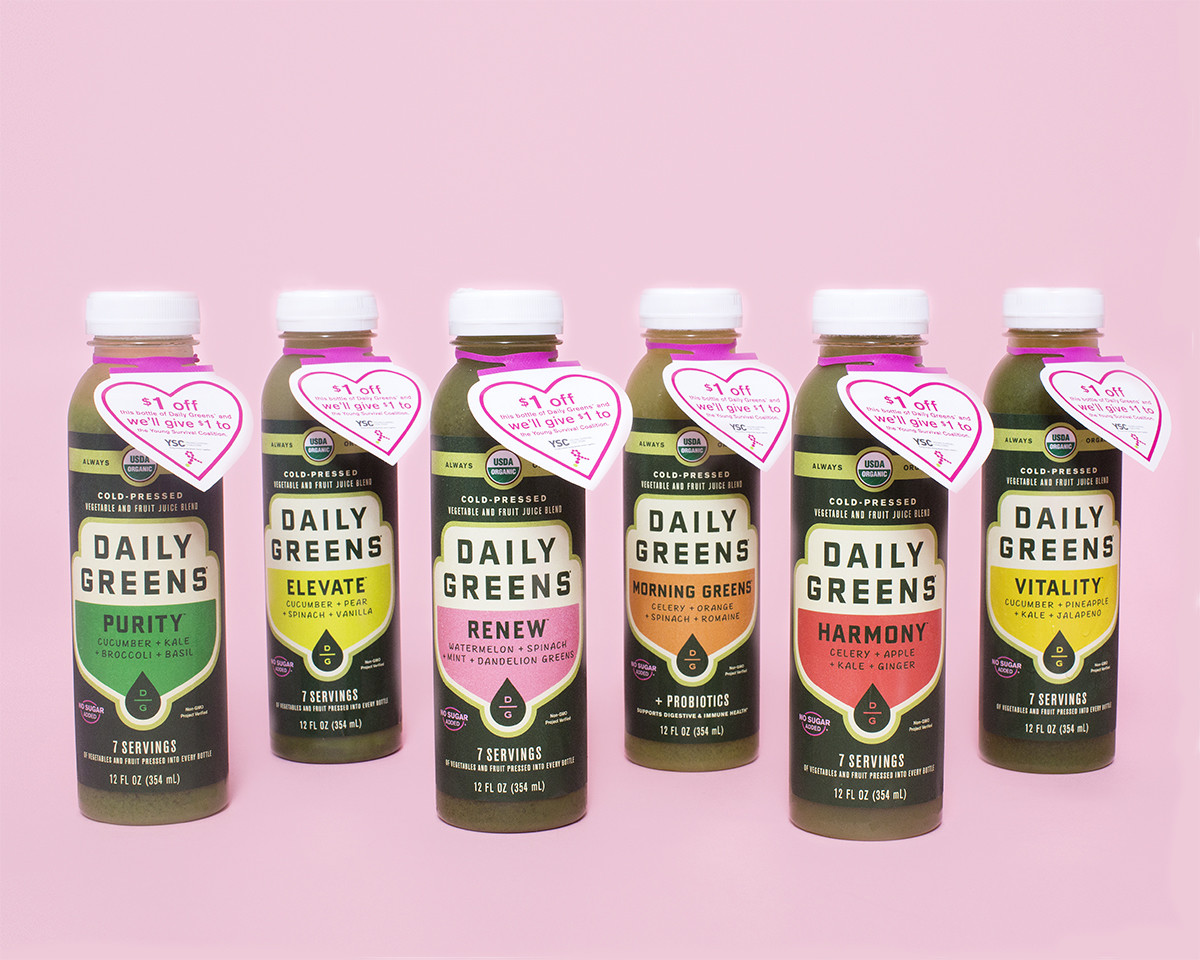 Inspiring Women: Meet the Breast Cancer Survivor Behind Your Favorite Green Juice Brand