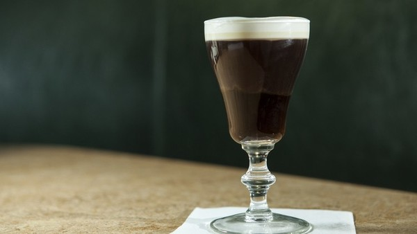 IRISH COFFEE – Tom Bergin's (Los Angeles)