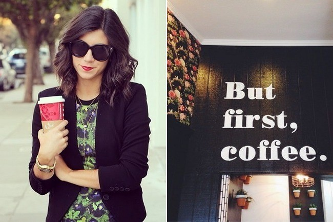 ff five instagram accounts that combine coffee and