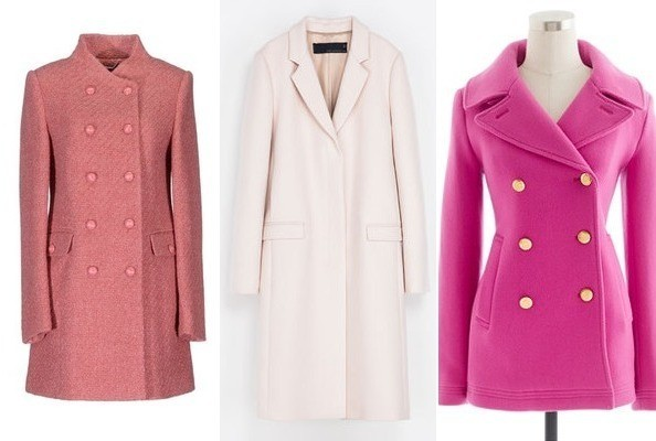 The Hunt for the Perfect Pink Coat