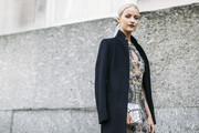 You'll Love These Cold Weather Outfit Ideas From London Fashion Week