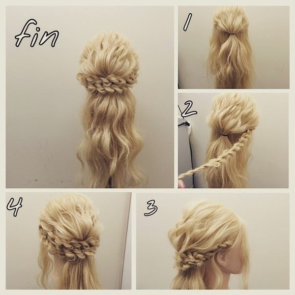 Princess Braid Hairstyles New 80 Best Images About On Pinterest