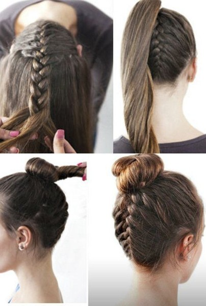4 Easy And Cute Hairstyles For Fall Her Campus