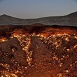 The Door to Hell, Karakum Desert, Turkmenistan