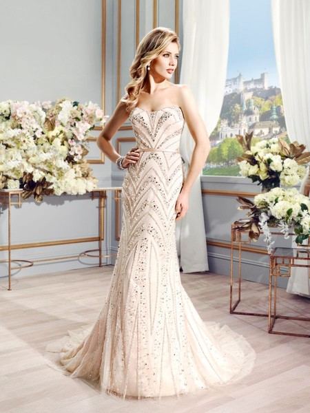 Val Stefani, Spring 2016 - The Best Wedding Gowns from Bridal ...
