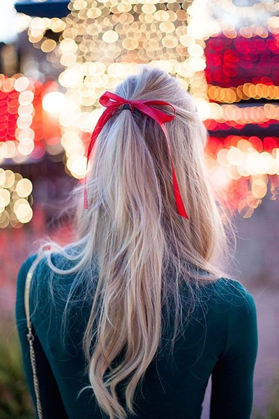 Holiday Party Hair Hacks