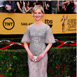 Gretchen Mol at the Screen Actor's Guild Awards