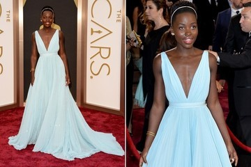 Vote for Lupita Nyong'o for Best Dressed at the Oscars