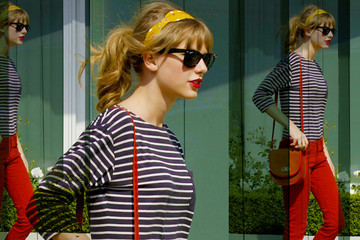 Taylor Swift's 10 Cutest Street Style Moments