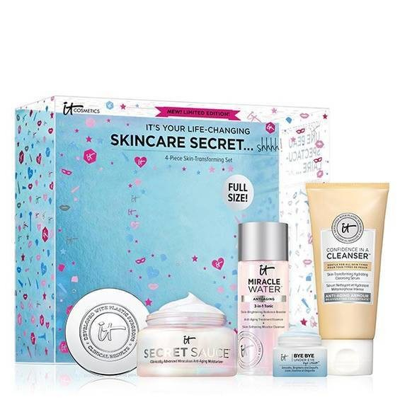 IT Cosmetics IT's Your Life-Changing Skincare Gift Set