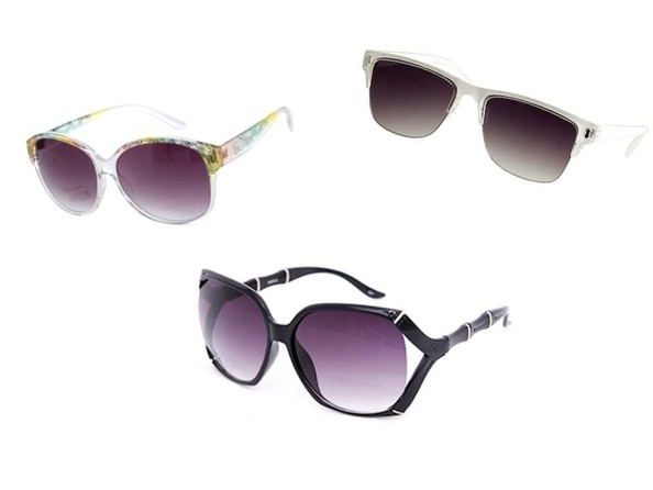10 Pairs of Sunglasses Under $10