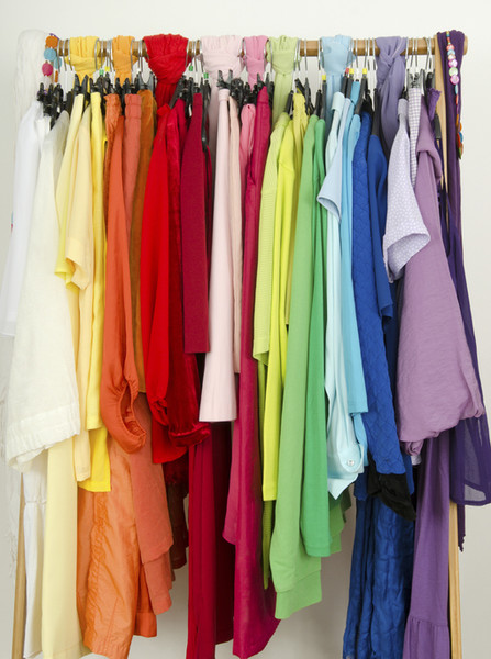Organization Tip #19: Organize By Color