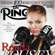 When She Became the First MMA Fighter on the Cover of The Ring