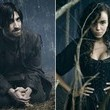 Iddo Goldberg and Ashley Madekwe on 'Salem'