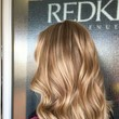 Caramel Blonde Color