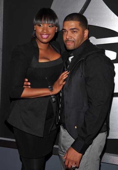Jennifer Hudson And David Otunga, 2010