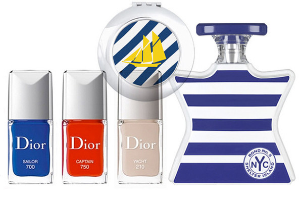 Nautical-Inspired Beauty Products