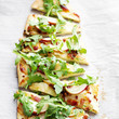 Cheddar, Pancetta, & Apple Flatbread