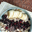Almond Cardamom Chia Buckwheat Bowl