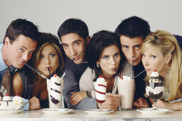 Do You Remember These Famous 'Friends' Cameos?