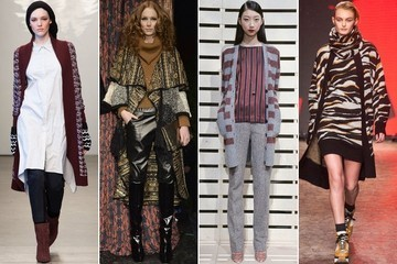 Fashion Obsession: Blanket Sweaters
