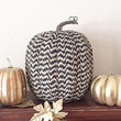 Twine-Wrapped Pumpkin