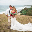 Audrina Patridge: Snagging Her Veil Down the Aisle