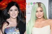 The Style Evolution of Kylie Jenner