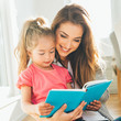 Read books with positive female role models