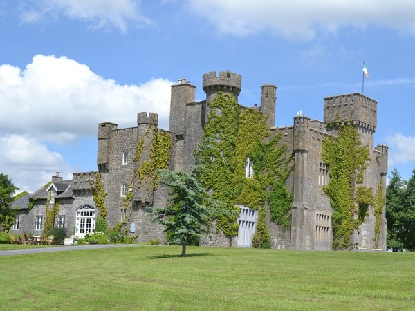 Castles You Can Rent to Live Out Your Own Fairy Tale