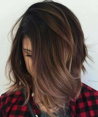 Balayage Brunette Fall Hair Color Ideas Straight From Pinterest