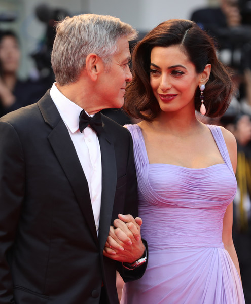 George And Amal Clooney At The 2017 Cannes Film Festival
