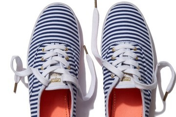 Keds Just Teamed Up with One of Our Favorite British Brands
