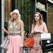 Blair And Serena In 'Gossip Girl'