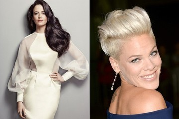 Eva Green's Hair Game is On Point, Pink Needs Your Advice and More