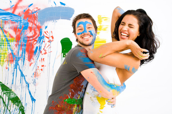 Get Creative With Paint