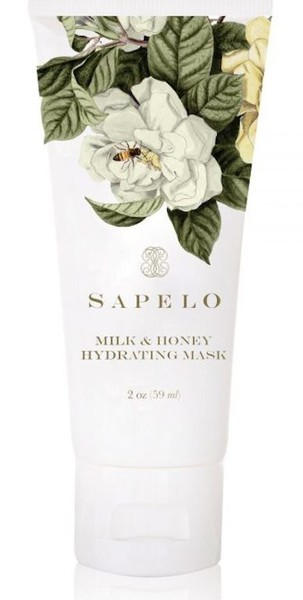 Sapelo Skin Care Milk & Honey Collection Hydrating Mask