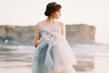 Stunning Ombre Wedding Dresses