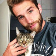 Hot Guys With Kittens